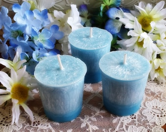 3 Lady Of The Lake Candles