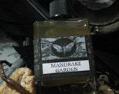 Mandrake Garden Gypsy Apothecary Natural  Perfume Oil 1/2 oz.Ginger,Tobacco, Balsam Peru , Fennel,Jasmine, Honeysuckle, Vanilla