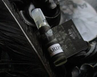 La Mariposa Natural Perfume Oil Vial Sample Blue Lotus,Grapefruit,Labdanum, Basil, Vanilla