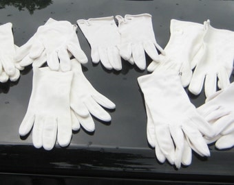 Driving Miss Daisy Lot Of 10 Pairs Of Gloves Resale Or Upcycle