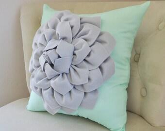 Nursery Decor, Mint Nursery, Mint Nursery Art, Mint Throw Pillow, Mint Wall Decor, Mint Home Decor, Modern Home Decor