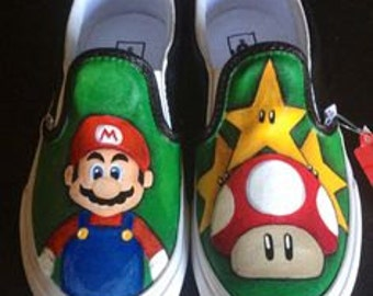 SuperMario Shoes
