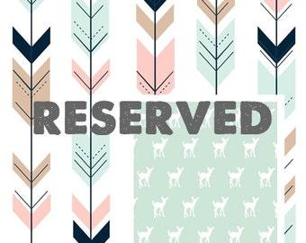 Reserved Listing for Lauren