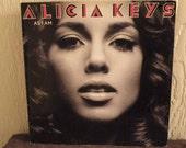 Alesia Keys vinyl record - Original - As I Am vinyl - Vintage album in Near Mint Condition