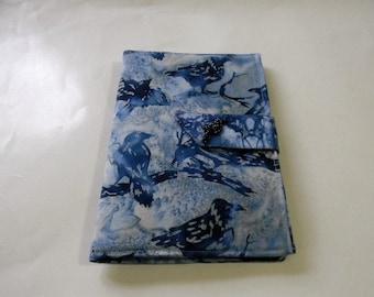 Raven Batik Mini iPad/Nook Color Cover