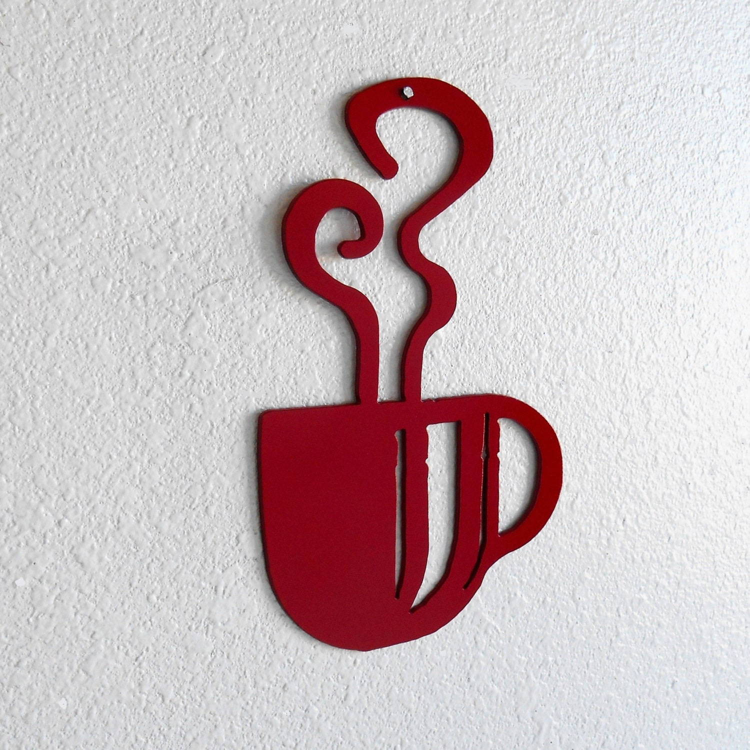 Coffee Metal Wall Art coffee decor - just 4 the art of it