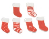X12 6x Chritmas Stocking // Chirstmas // **STOCK CLEARANCE**