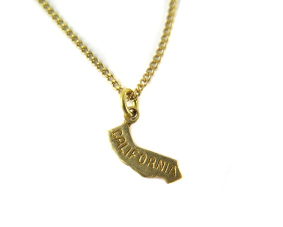 California State Charm Bracelet / Necklace