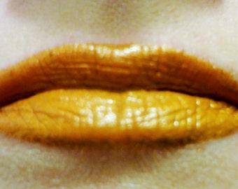 Smug Pumpkin Natural Orange Lipstick