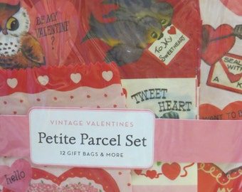 Valentine Paper Pack-Vintage Style