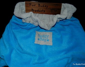 Fur Buddy Products Exclusive and Original Design Easy Entry BuddyBag, 6 Sizes available.