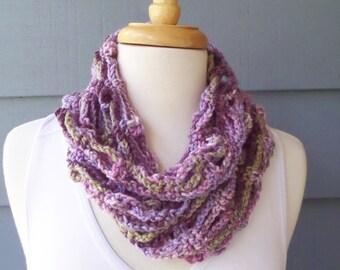 PATTERN C-008 / Crochet Pattern / Allie Cowl