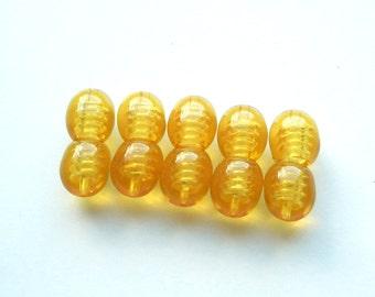 5 pcs - Screw clasps - barrel clasps - nonmetal clasps (plastic)