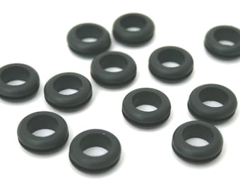Set of 12  grommets for mason jar lids DIY project