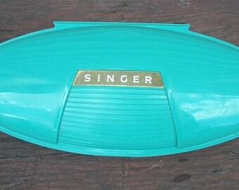 Vintage Singer Buttonholer With Instructions Booklet