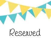 RESERVED FOR MTGREEN - Gold Glitter Happy 50th Birthday Banner