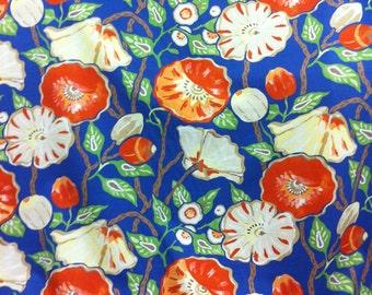 Thibaut Linen Print Nassau Upholstery Fabric
