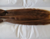 Suri Alpaca Doll Hair / Natural /BJD / MSD / Blythe /Reroot / Wig (A-2)