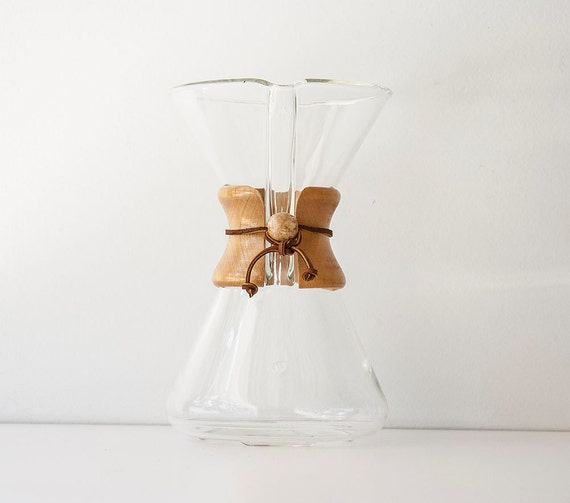 Vintage Modern Chemex Coffee Maker