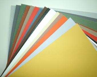 15   11 x 14 Picture Frame Mat Board Blank Uncut Acid Free Mat Matting