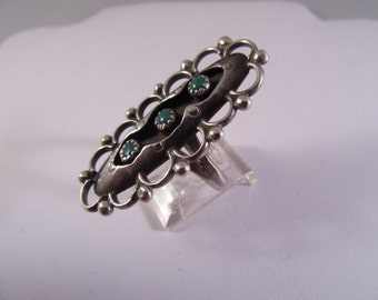 Silver Turqiouse Ring