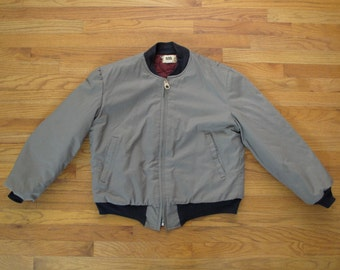 mens vintage deck jacket