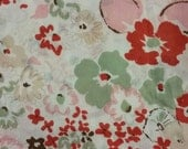 Vintage soft cotton fabric by Peter Pan Fabrics, Inc - 1/2 yard
