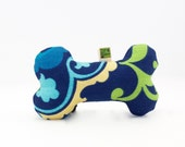 Extra Durable Dog Toy Little Bone 'DOUBLE FABRIC LAYER Construction'
