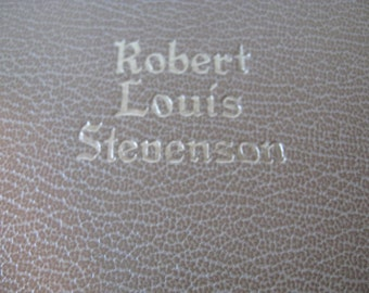 The Works of Robert Louis Stevenson in One Volume Black's Readers Service