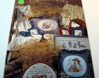 Forever After....Book 31...Stoney Creek Collection...Cross Stitch Pattern booklet 1986