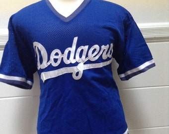 SALE Vintage Los Angeles Dodgers Jersey