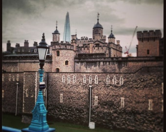 Photograph of Tower of London