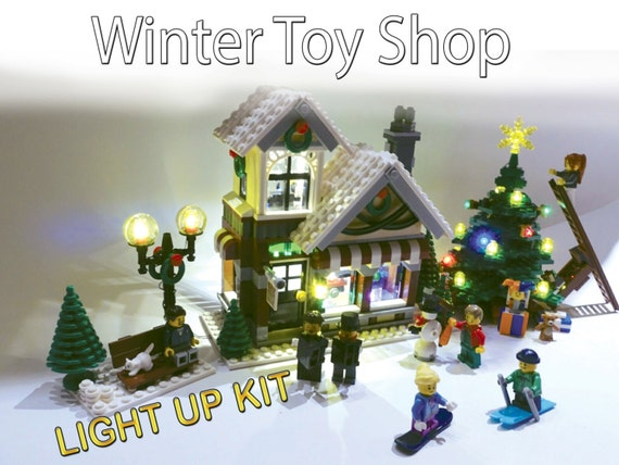 Winter Toys 10 And Up : Light up kits for winter toy shop by