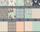 Hello Bear,Crib sheet, changing pad cover, mix and match, design your own