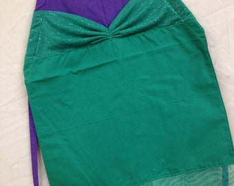 Ariel Inspired Girls' Apron