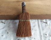 Vintage Tiny  Primitive Whisk Broom