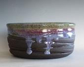 Dog bowl, pet bowl, ceramic cat bowl, pottery pet bowl