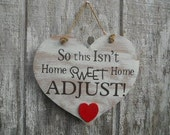 SIGN, Home Sweet Home, Whimsical Home Decor