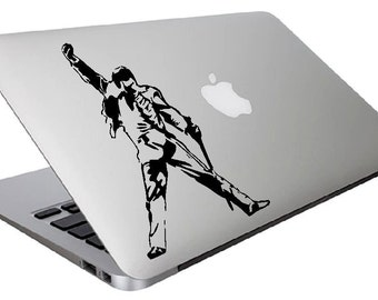 Freddie Mercury Decal