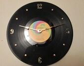 Elton John 33 Record Clock Honky Chateau