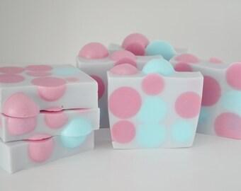Cotton Candy Glycerin Soap