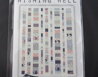 Wishing Well- Charm Pack Quilt - Amy Ellis Quilt Pattern