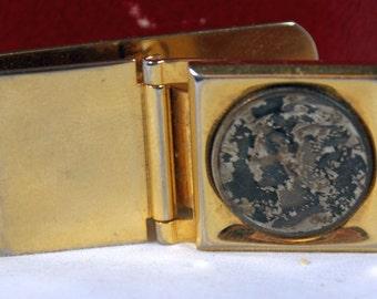 1944 Mercury dime money clip