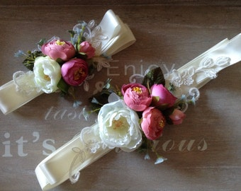 Have your own sash made, custom sash, wedding sash, made to order, one of a kind sash