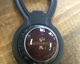 Smithwicks upcycled bottle opener, custom, handmade, beer, craft beer