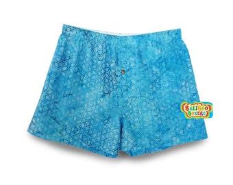 Unique Batik Boxers, Cotton Mens Boxers, Batik Cotton Boxer Shorts