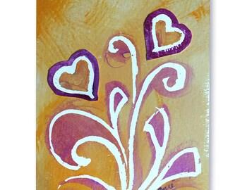 Un bouquet d'amour à offrir
