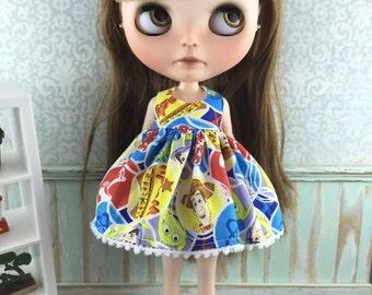 Blythe Dress - Toy Story