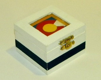 Colorado Trinket Box
