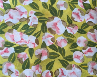 Spring buds, Vignette collection by Michael Miller Fabrics, 1/2 yd